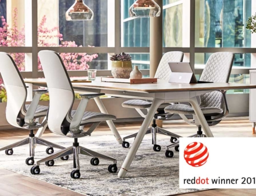 Máxima distinción para la silla SILQ en los Red Dot Design Awards